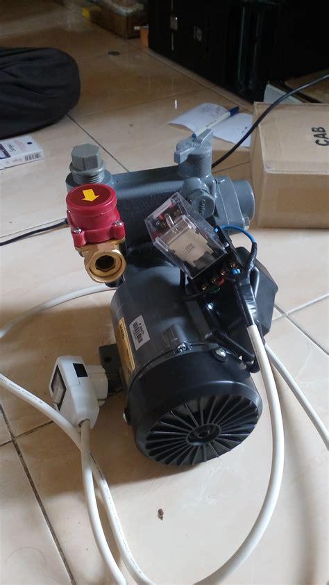Pompa Dorong Sanyo jual pompa booster booster sanyo alfatih teknik