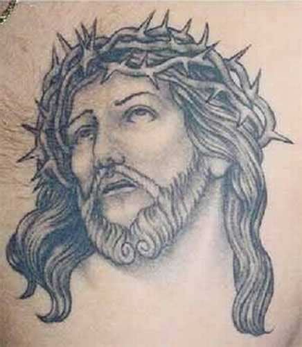 imagenes de jesus tatuado tatuajes de cristo im 225 genes de tatoo de jes 250 s diario actual