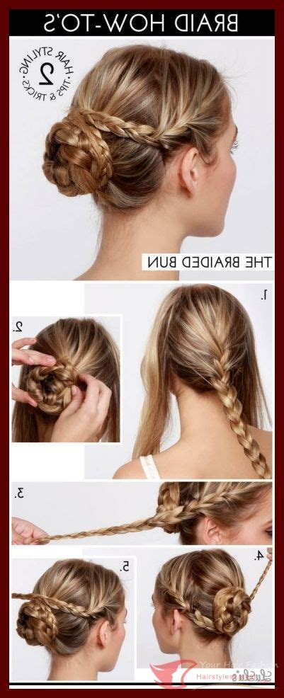 cool step by step hairstyles cool step by step learn new hairstyles