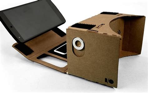 Vr Cardboard cardboard attempts to make vr available for everyone