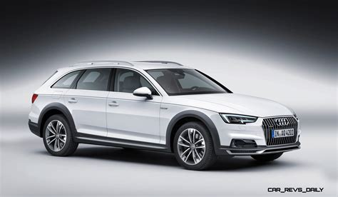 Audi Allroad A4 by 2017 Audi A4 Allroad 50k Ski Wagon Set For Fall 2016