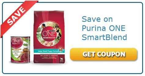 purina one food coupons save on purina one smartblend food save on coupons and things