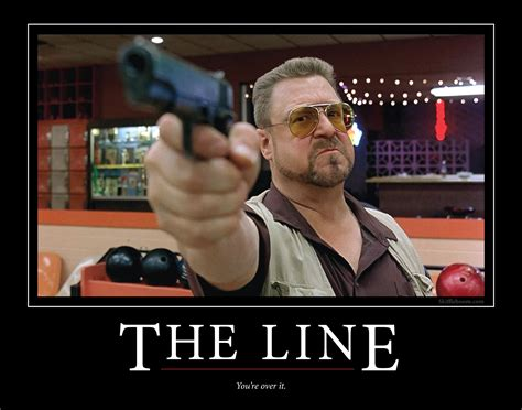 Walter Big Lebowski Meme - the rules of the game new media literacy comm2f00