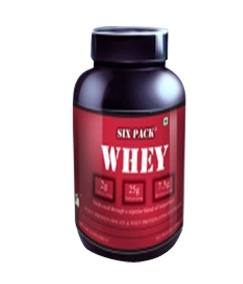 Six Pack Whey Protein Six Pack Whey 2kg Buy Six Pack Whey 2kg At Best Prices In