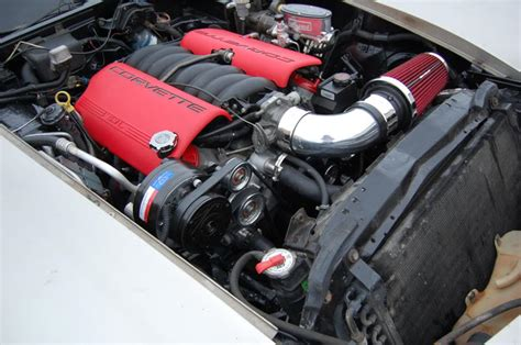 ls swap ac brackets    compressor custom image corvettes