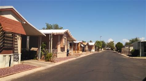 metro manufactured housing community sells for 4