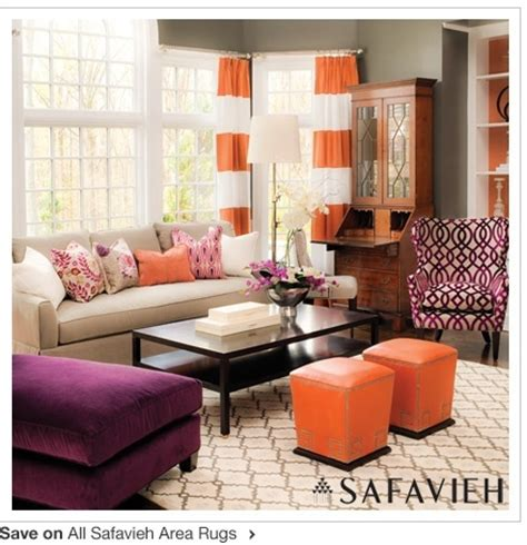 purple and orange bedroom decor 17 best images about orange lime purple decor on