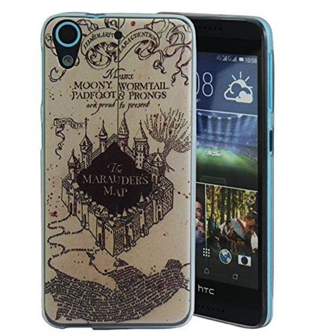 Ank Map For Iphone Cases Ipod Htc Sony Xperia Samsung Cases htc desire 626 htc 626s harryshell tm harry potter hogwarts map slim ultra thin