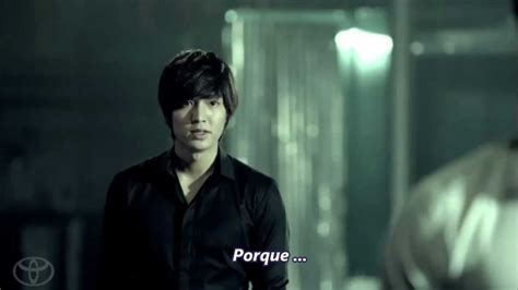 film lee min ho the one and only sub esp 2da temporada lee min ho quot the one and only