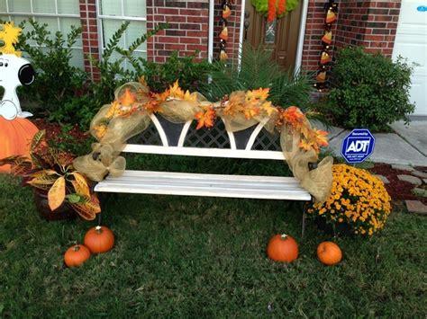 fall yard decorations fall yard decor fall ideas