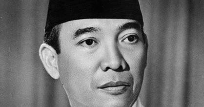 biodata ir soekarno bahasa jawa biografi soekarno presiden pertama indonesia bahasa