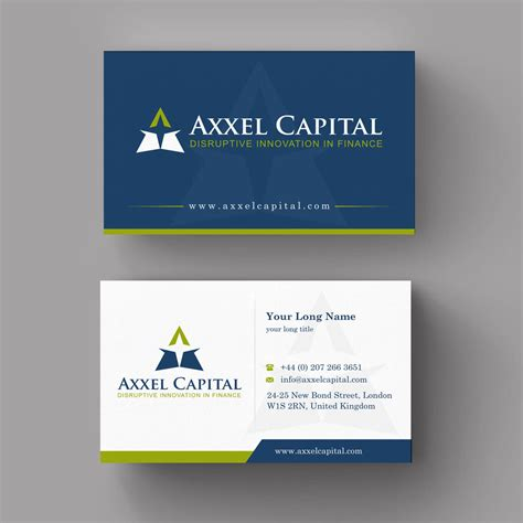 financial company business card template financial services business cards choice image business