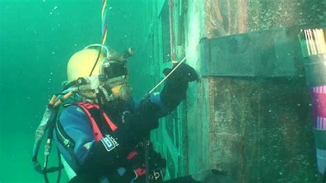 underwater welding underwater welding