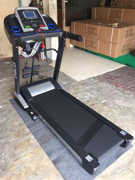 Harga Oslo fs oslo elektrik treadmill jual alat fitness murah