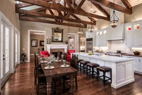 farmhouse designs interior 15 lovely farmhouse kitchen interior designs to fall in