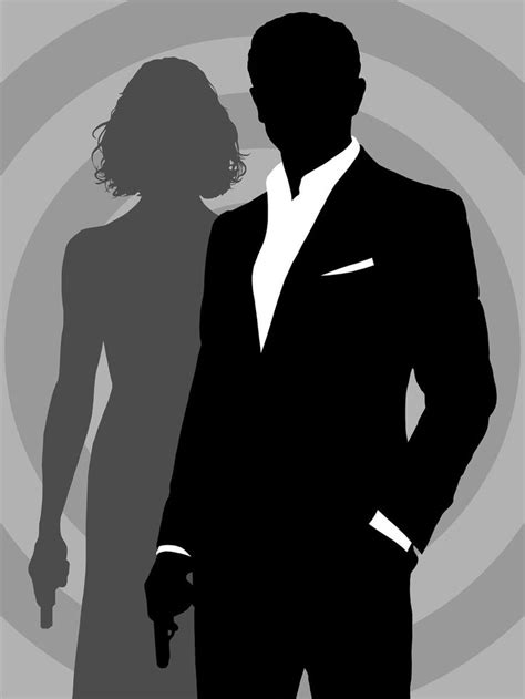 bond martini silhouette 25 best images about events 007 on casino