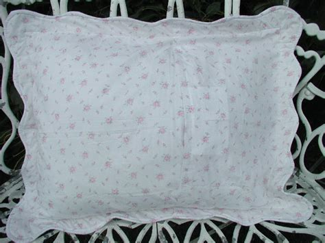 King Size Quilted Pillow Shams by Quilted Pillow Shams King Size Pair 2 Pink Roses