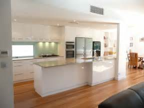 Kitchen Design Photos Gallery by Kitchen Design I Shape India For Small Space Layout White