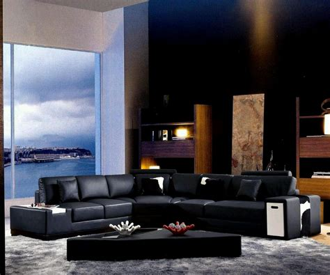 luxury modern living room design modern house