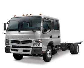Mitsubishi Truck Canter Canter Fe160