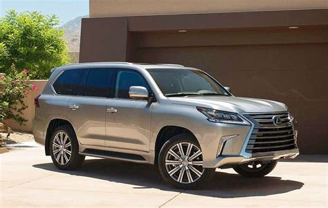2019 Lexus Lx by 2019 Lexus Lx 570 Interior And Exterior Just Car Review