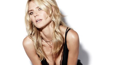 Heidi Klum by Heidi Klum Wallpapers Images Photos Pictures Backgrounds