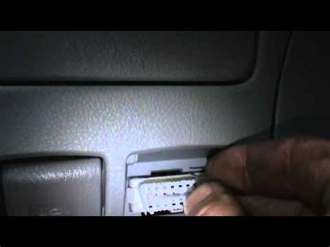reset airbag light toyota how to reset toyota abs light without scan tool youtube