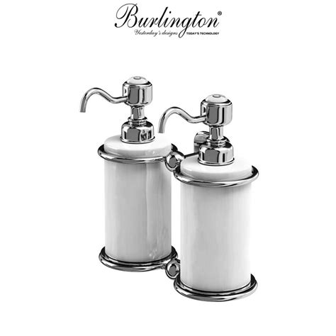 bathroom liquid soap dispenser burlington traditional double liquid soap dispenser uk bathrooms