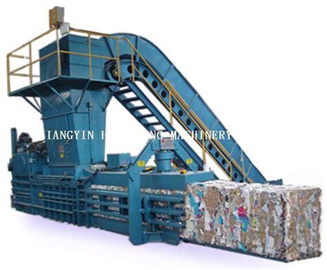 Wastepaper Basket China Waste Paper Baling Machine China Fully Automatic