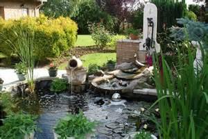 bassin de jardin modele bassin de jardin