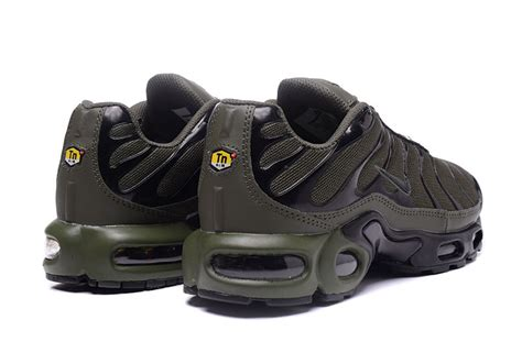 nike plus sneakers free shipping nike air max plus txt olive green s