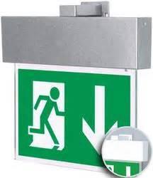 Lu Emergency Exit designlux search our daylighting luminaires more on specifiedby