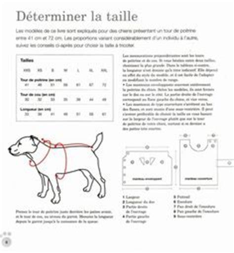 Modele Tricot Manteau Chihuahua