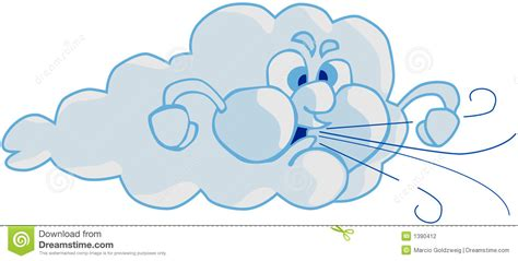 Wind And Cloud wind and cloud stock photography image 1390412