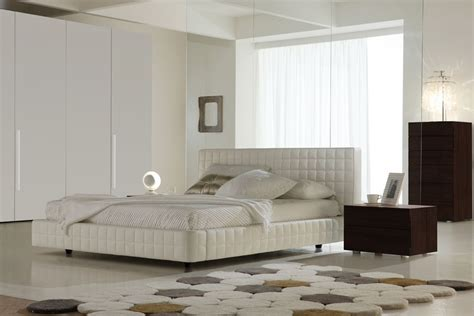 italian leather bedroom sets made in italy leather platform bedroom sets with tufted