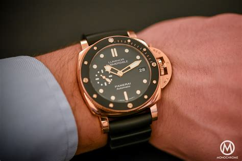 Luminor Panerai For luminor panerai submersible