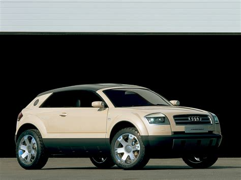 Audi Steppenwolf by Audi Steppenwolf Concept 2000 Picture 06 1600x1200
