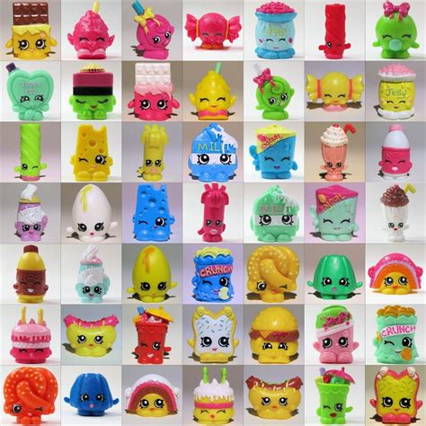 Shopkins loose single figure season 1 choose 1 050 through 1 098 ultra