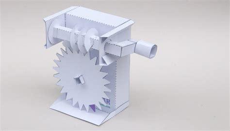 How To Make Paper Gears - news เก ยร ร ปต วหนอน