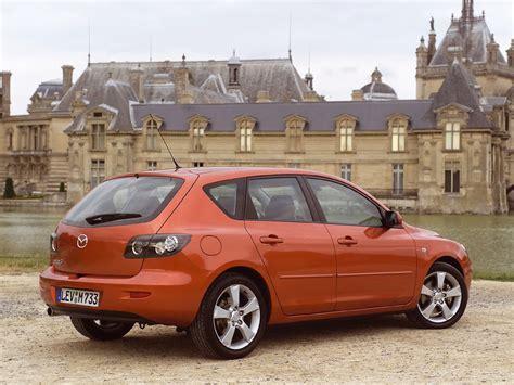 2007 mazda 3 hatchback specs mazda 3 axela hatchback specs 2004 2005 2006 2007