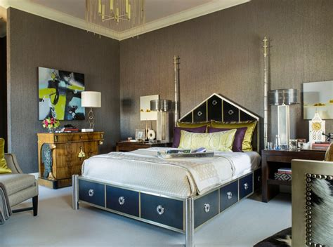 Art Deco Bedrooms | 10 hot trends for adding art deco into your interiors