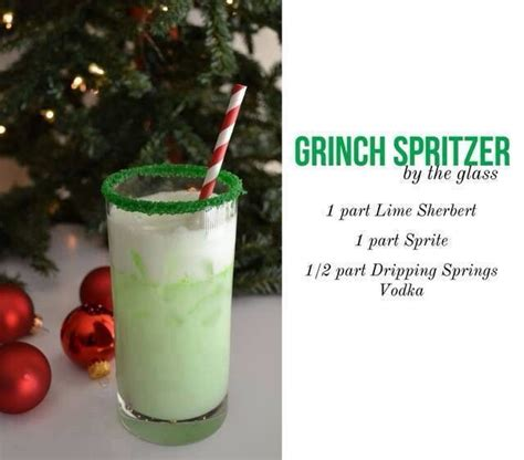 Grinch drink eat drink and be merry pinterest