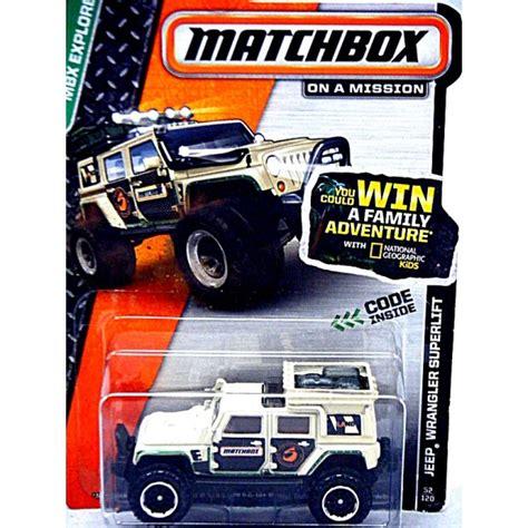 matchbox jeep wrangler superlift matchbox jeep wrangler superlift 4x4 global diecast direct