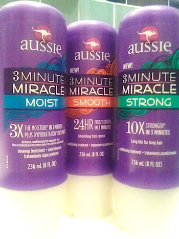 Review Aussie Moist Shoo by Review Ingredients Aussie 3 Minute Miracle Conditoner