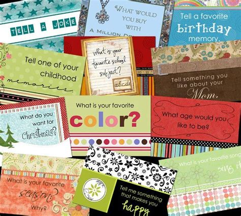 dinner conversation starters cards great conversation starters not for poopers