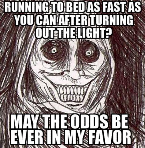Horrifying House Guest Meme - image 333352 horrifying house guest shadowlurker