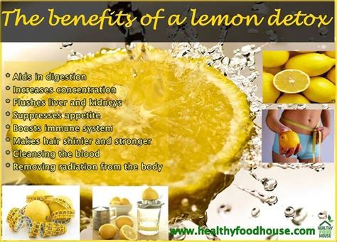 What Is A Lemon Water Detox by 17 Best Images About Radiation Detox On Heavy