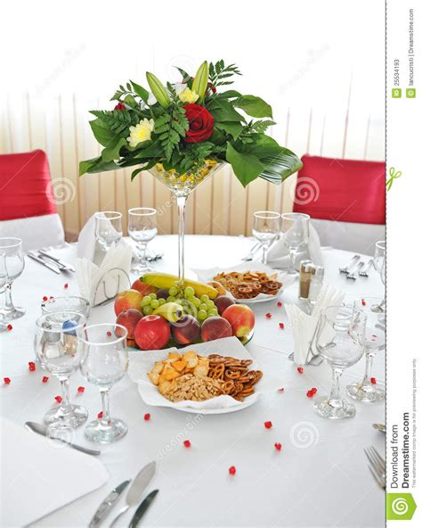 fancy table set for a wedding celebration stock photo fancy table set for a wedding celebration stock photos