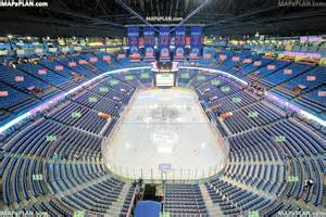 Rexall Floor Plan rexall place seating chart similitude pictures to pin on pinterest