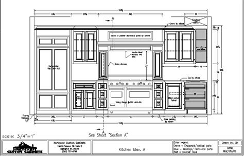 autocad for kitchen design kitchen cabinet cad details kitchen